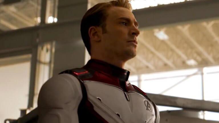 美國隊長(Captain America)在《復仇者聯盟:終局之戰》(Avengers: Endgame) 擔任關鍵角色。