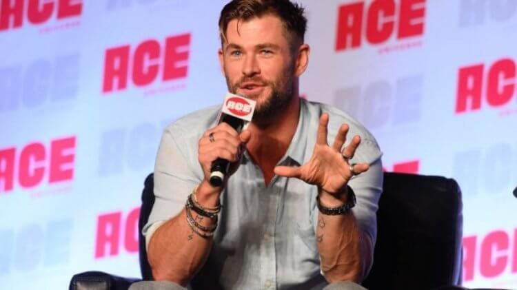 克里斯漢斯沃 (Chris Hemsworth) 出席 ACE 動漫展