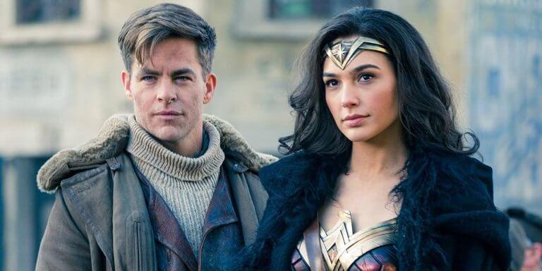 2017 年 DC 系列的超級英雄電影《神力女超人》。