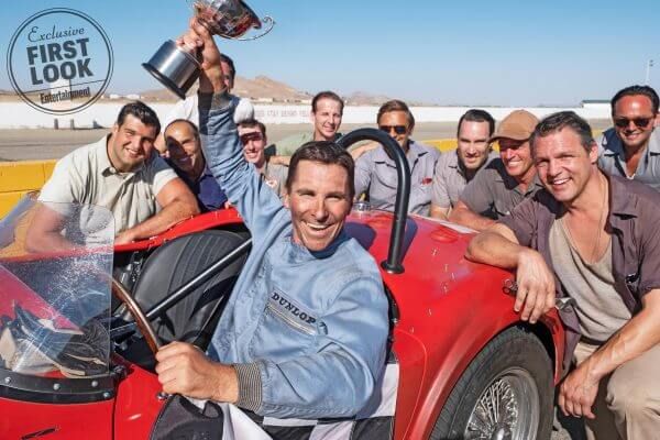 《福特vs法拉利》(Ford v. Ferrari) 劇照。