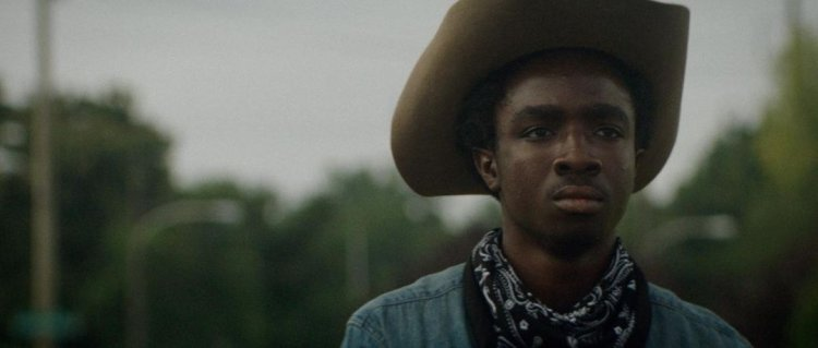 取材真實事件小說改編電影《Concrete Cowboy》將凱萊布麥克勞克林。