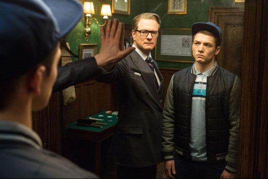 《金牌特務》(Kingsman: The Secret Service) 劇照
