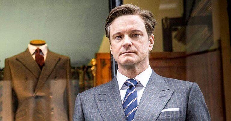 奧斯卡影帝、英倫型男柯林佛斯 (Colin Firth)。