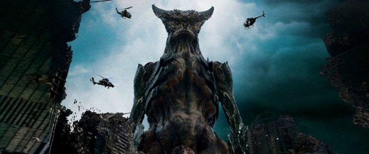 《柯羅索巨獸》電影劇照。