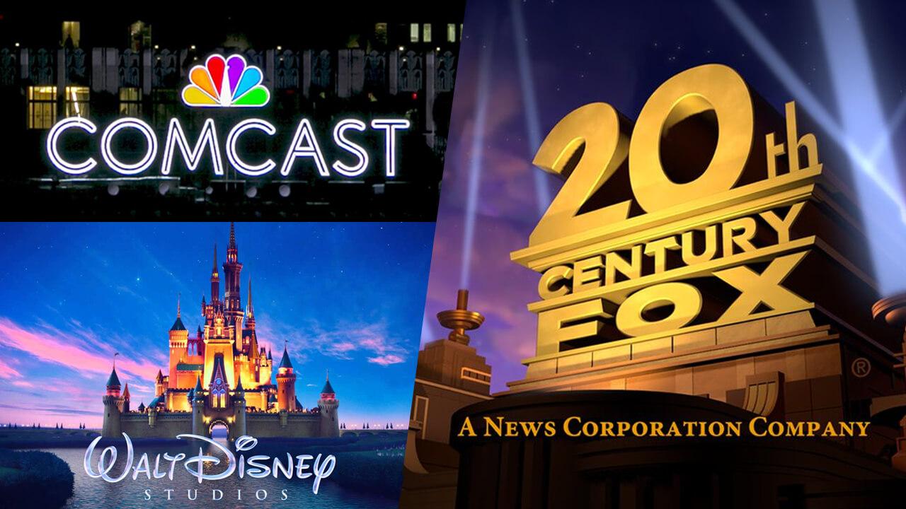 等一下!電信巨獸康卡斯特 (Comcast) 出重金阻止迪士尼與福斯成婚!環球、福斯新組合浮上水面