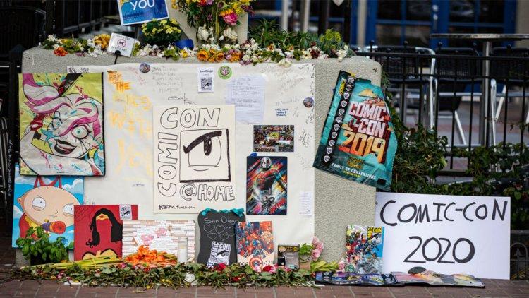 【Comic-Con@Home】都是疫情惹的禍!線上聖地牙哥動漫展社群聲量相較去年下降 95%首圖