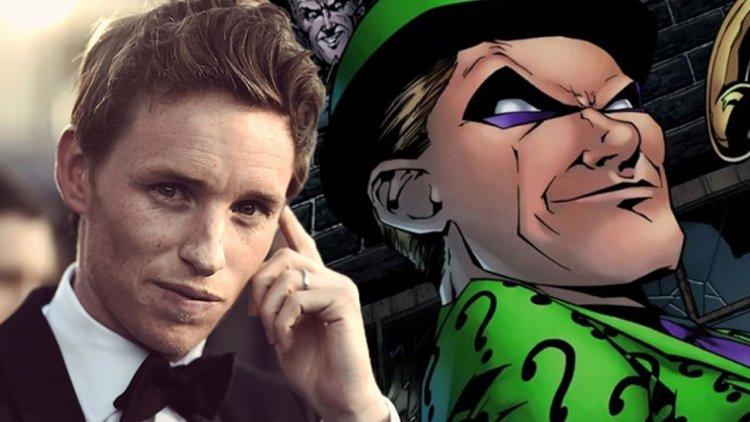影帝放話了!艾迪瑞德曼表示希望在《蝙蝠俠》電影演出 DC 反派「謎天大聖」首圖