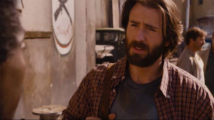 「美國隊長」克里斯伊凡與他的性感大鬍子將前進蘇丹!Netflix 電影《紅海深潛》將於 7 月 31 日正式登場首圖