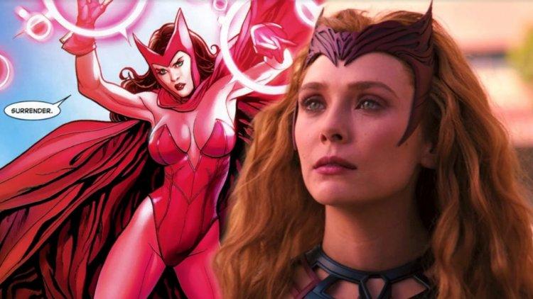 《汪達與幻視》中的「緋紅女巫」稱號代表什麼?汪達的漫畫設定和能力解析——首圖