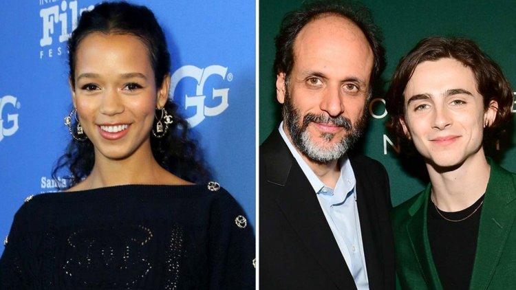 《以你的名字呼喚我》盧卡格達戈尼諾有望與提摩西夏勒梅再合作,與《浪潮》女星打造「食人」電影《Bones & All》首圖