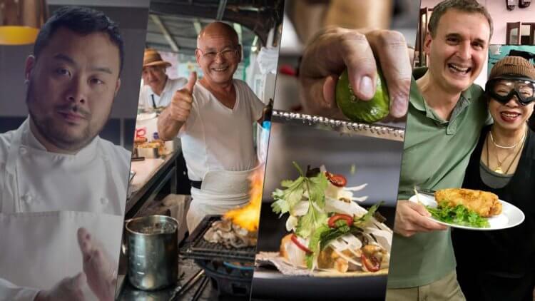 準備好迎接胃酸湧上的感覺!這是網飛上最棒的七部美食節目:《妙廚大烤驗》、《世界小吃》與更多首圖