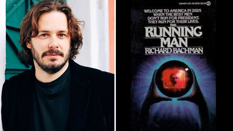 《玩命再劫》艾德格萊特操刀執導,史蒂芬金的《魔鬼阿諾》原著小說《The Running Man》將再次搬上大銀幕!首圖