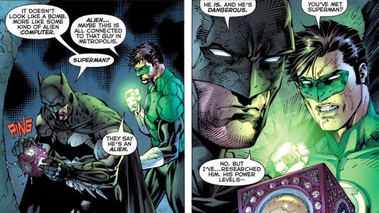 《查克史奈德之正義聯盟》中的「母盒」到底是什麼?從 DC 漫畫看「母盒」的起源與能力——首圖