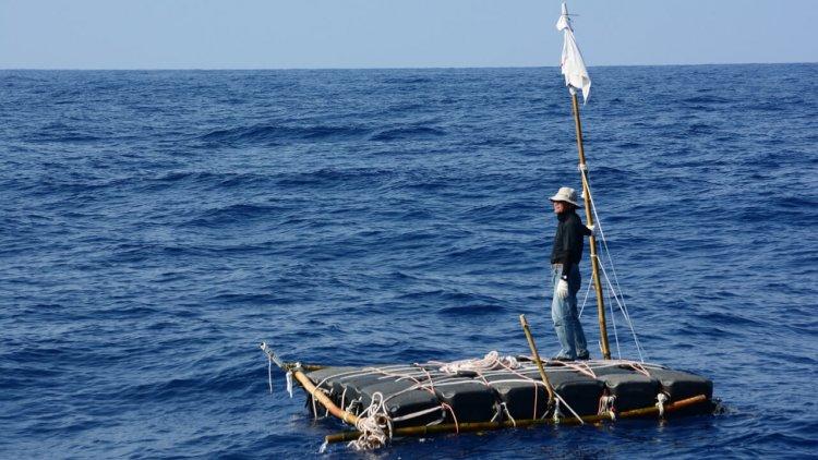 【影評】《男人與他的海》:那片海除了有鯨豚,還有他們的愛首圖