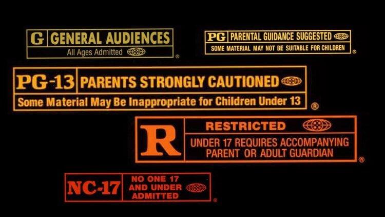 【電影背後】美國電影分級制度如何改寫美國電影史:電影分級制度是什麼?誰又能決定電影分級?首圖