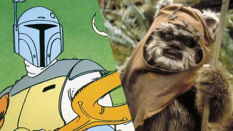 懷舊星戰迷有福了!《星際大戰》80 年代衍生作品《小奇兵》《魔星傳奇》將於 Disney+ 上架首圖