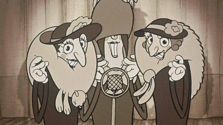 金馬奇幻影展選映佳片,《佳麗村三姊妹》睽違 18 年法國經典動畫數位修復重登大銀幕,踏上 21 世紀最瘋狂冒險首圖