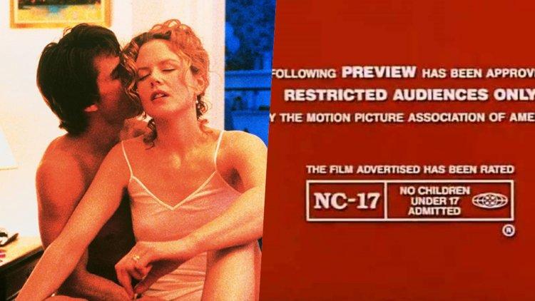 【電影背後】美國電影分級制度如何改寫美國電影史 :《大開眼戒》被刪掉的過激性愛片段,顯示了電影分級不能說的祕密首圖