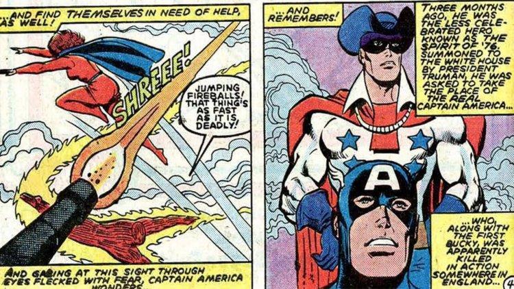 原來不是獵鷹!漫畫中成為第二任「美國隊長」的,其實是這號人物——威廉納斯蘭德首圖