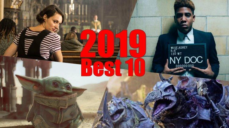 2019 年度十部最佳影集推薦:這些講出我們心底話的精采影集,值得一次追完首圖