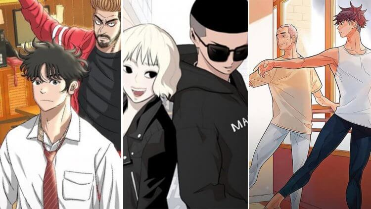 《金秘書》、《驅魔麵館》必看人氣韓劇原著漫畫在這!韓國 KAKAO WEBTOON 正式在台登場首圖