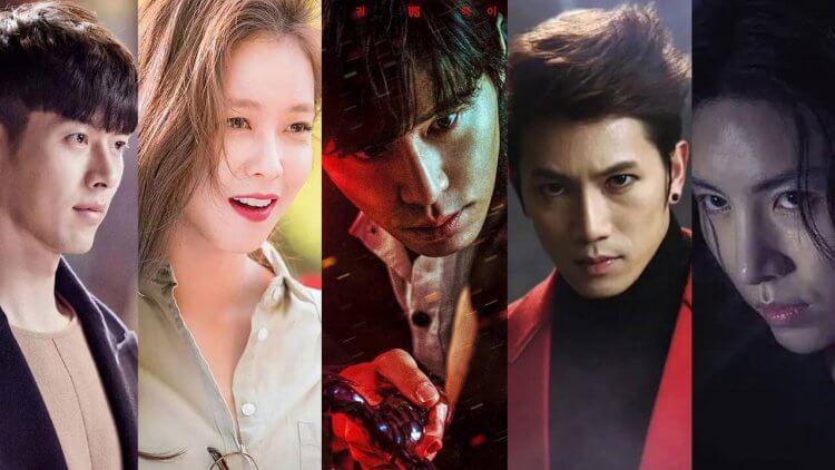 【專題】專題】不只李奎炯,她與他也是多重人格!盤點那些讓你嘆為觀止腦洞大開的韓劇主角首圖