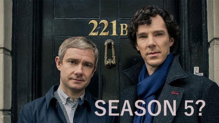 為什麼我們還看不到《新世紀福爾摩斯》第五季?等等!別放棄敲碗,機率絕對大於一千四百萬分之一首圖