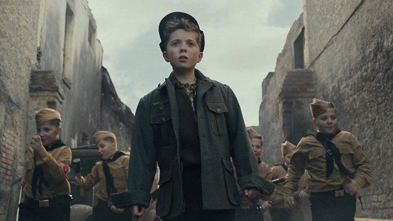 【影評】《兔嘲男孩》:只要換個角度看,原來納粹也有真男人!