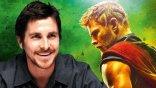 蝙蝠俠PK雷神?克里斯汀貝爾據傳有機會加入《雷神索爾4》,與克里斯漢斯沃同台尬戲