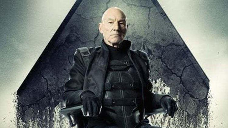 派崔克史都華透露他已與凱文費吉談過《X 戰警》系列以及 X 教授的未來走向首圖