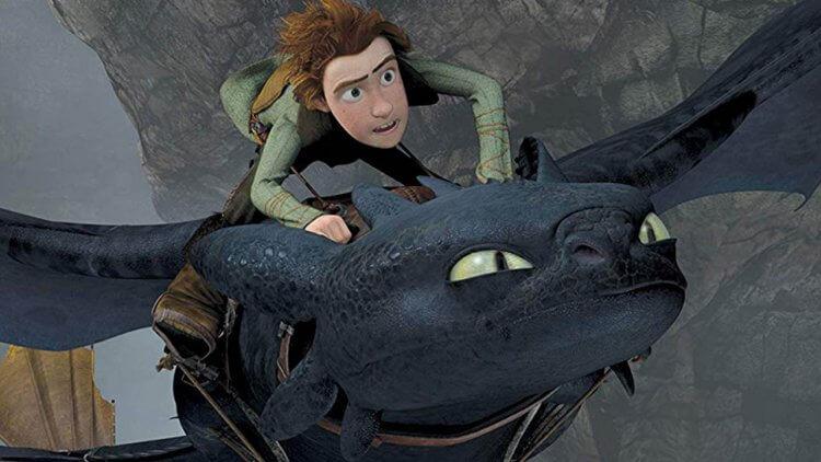 《馴龍高手故事繪本 1:夢想的起點》環球影業官方授權童書,和沒牙一同衝上雲霄 !首圖