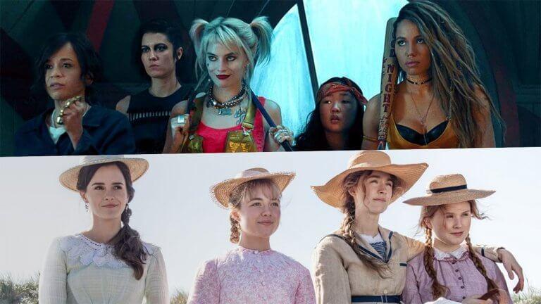小婦人其實是 19 世紀的猛禽小隊?原來《她們》與《猛禽小隊:小丑女大解放》長得這麼像!