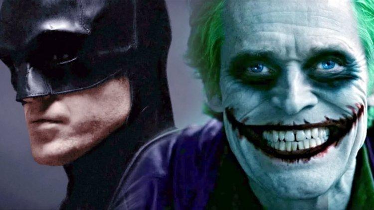 羅伯派汀森演出的新版《蝙蝠俠》需要小丑就找他?威廉達佛自爆曾差點成為小丑!首圖
