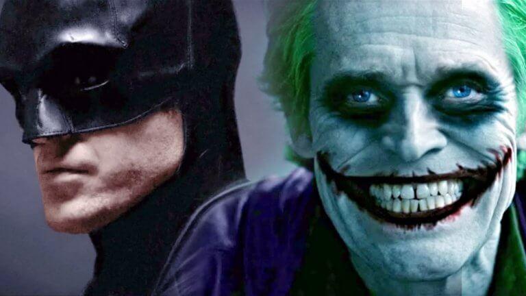 羅伯派汀森演出的新版《蝙蝠俠》需要小丑就找他?威廉達佛自爆曾差點成為小丑!