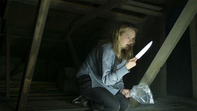 恐怖情人變成隱形人,驚悚加倍!《隱形人》導演選擇以受害者視角切入,跳脫電影舊框架