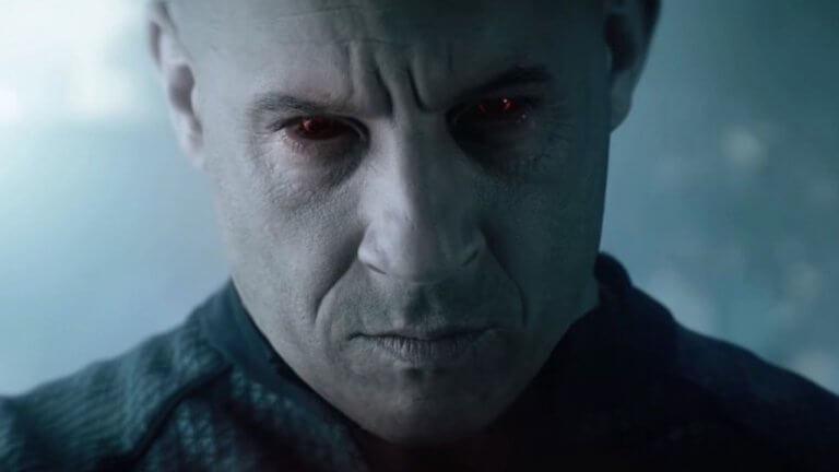 【影評】《血衛》:飾演非主流超級英雄,馮迪索久違的個人秀!