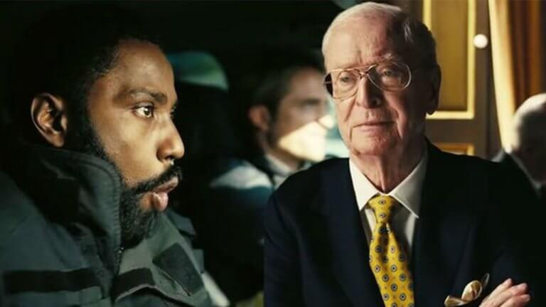 諾蘭最新電影《天能》之神秘,竟連參演的米高肯恩都摸不著頭緒?