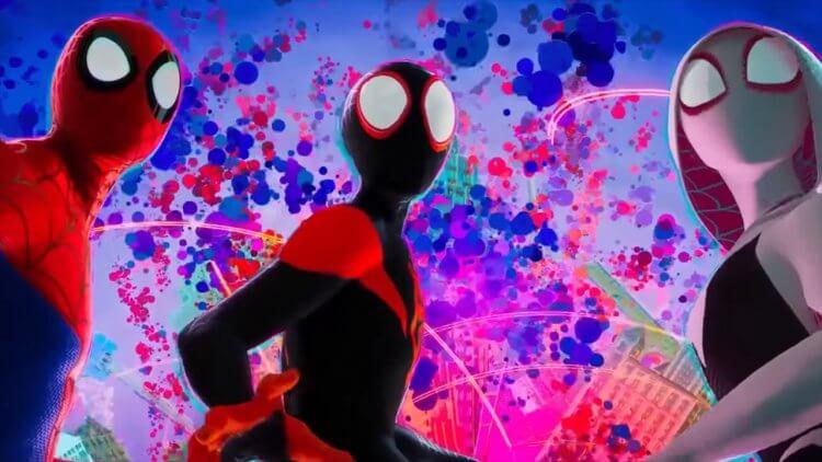 【電影背後】重寫再重寫,《蜘蛛人:新宇宙》金獎動畫的背後,是編劇們瘋狂重寫的血淚過程首圖