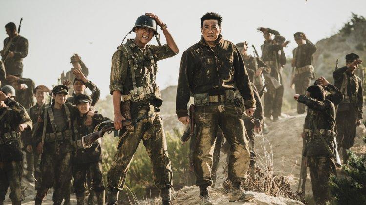 一群被遺忘的學生兵,電影《長沙里之戰》梅根福克斯跨國助演,韓戰真實戰役改編的票房冠軍之作!首圖