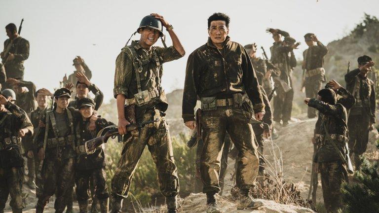 一群被遺忘的學生兵,電影《長沙里之戰》梅根福克斯跨國助演,韓戰真實戰役改編的票房冠軍之作!