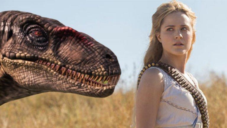 HBO 燒腦神劇《西方極樂園》兩個彩蛋竟與《冰與火之歌:權力遊戲》和《侏羅紀公園》相關