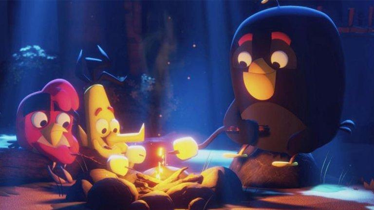 【線上看】憤怒鳥的夏令營!《憤怒鳥》最新動畫系列《憤怒鳥:瘋狂暑假》將於 2021 年登上 Netflix