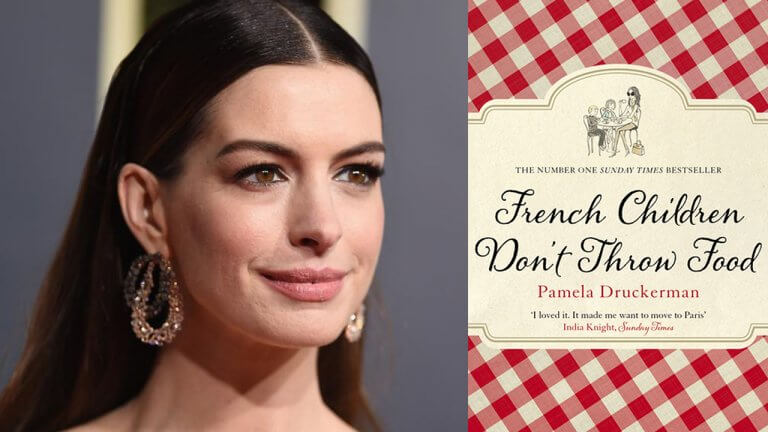 「甜姐兒」安海瑟薇挑戰巴黎生活!勇當異鄉人看透歐洲屁孩荒謬事