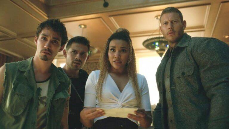 【線上看】Netflix 續訂影集《雨傘學院》第二季!配樂傑夫盧索透露將帶來新角色與新設定