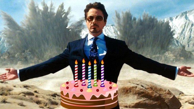 永遠的鋼鐵人生日快樂!小勞勃道尼的 55 歲生日是怎麼過的呢?首圖