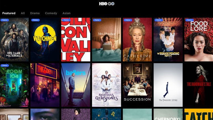 TBC 全台首推 HBO GO 線上影音服務