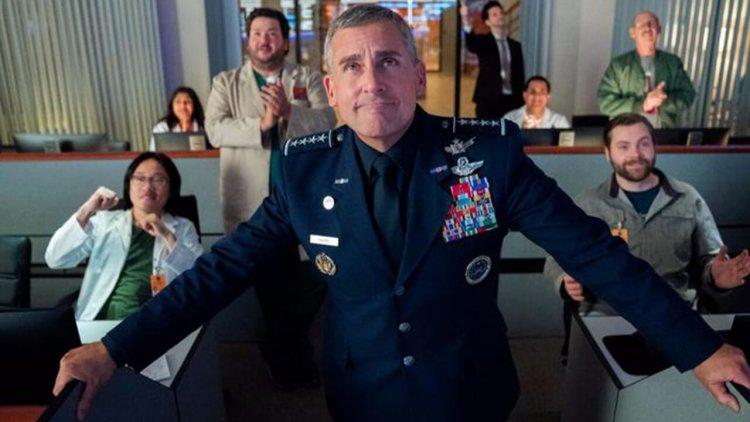 【線上看】《辦公室瘋雲》走了,史提夫卡爾還在!Netflix 原創喜劇《太空部隊》首波劇照公開!首圖
