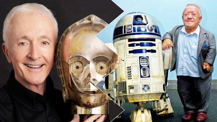 人前好兄弟、人後厚伊細 ③|《星際大戰》幕後的 C-3PO 與 R2-D2 之醜陋 diss 大戰首圖