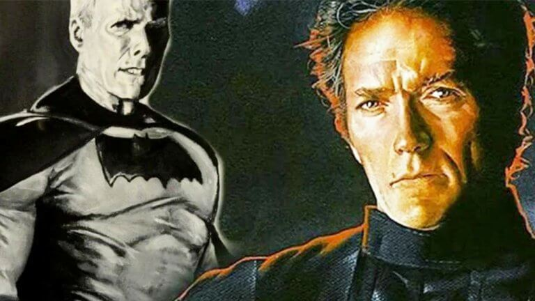 未能實現的電影《未來蝙蝠俠》!華納原本計畫找克林伊斯威特飾演年邁的布魯斯韋恩
