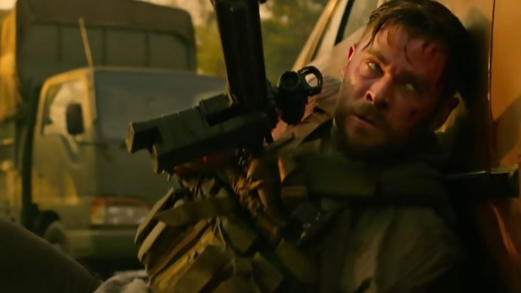 《驚天營救》由「雷神」克里斯漢斯沃所主演,動作場面令人驚艷。
